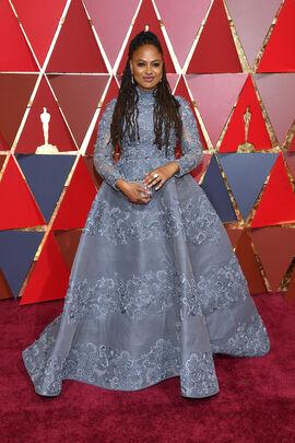 2017 Academy Awards - Ava DuVernay 03