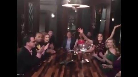 TGIT Live Scandal Cast - 16 02 11