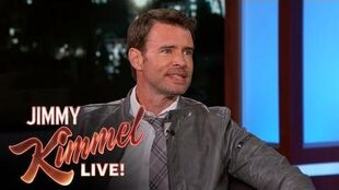 Scott Foley Doesn't Know His Scandal Character's Name
