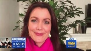 Bellamy Young about Scandal Abc Winter Finale, GMA 17.11