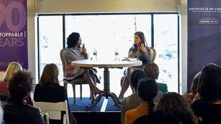 Architects of Change Shonda Rhimes & Maria Shriver