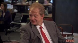 "Jeff Perry ""Scandal"" Interview Cyrus and James"