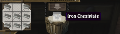 Iron Chestplate