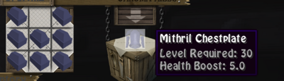 Mithril Chestplate