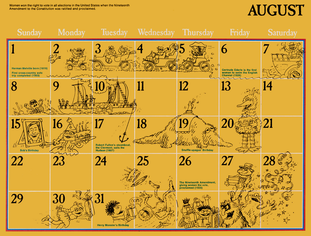 File:1976 sesame calendar 08 august 2.png