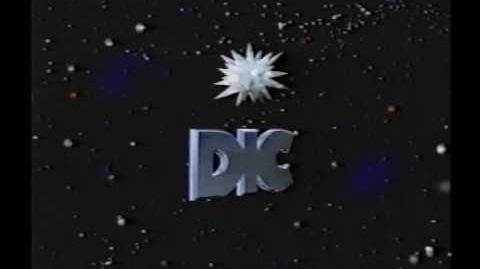 "Dic Logo ""Kid in Bed"" Version"