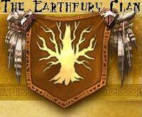 The Earthfury Clan Logo