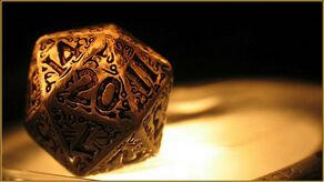 Closeup video games dice chance dnd fantasy roleplaying 1920x1080 wallpaper www.wallmay.com 57