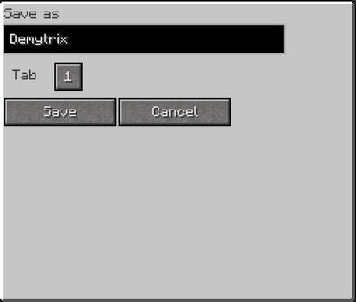 Npc cloner menu 1