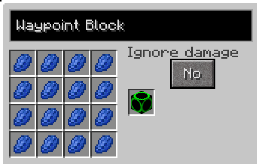 File:Waypoint block recipe.png