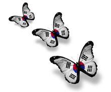South-Korea-flag-butterflies