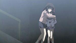 Sekai and Setsuna