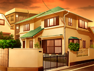 Ogata House Outside Afternoon