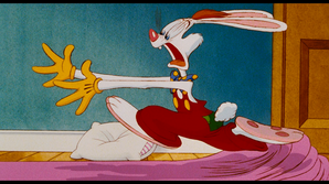 Roger Rabbit cartoon