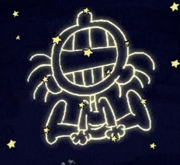 Reginald's constellation cameo