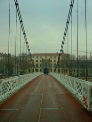 Passerelle Du College Lyon