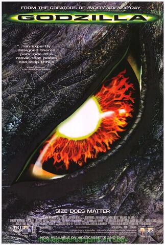 File:Godzilla Movie Poster.jpg