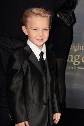 Young Jamie Harvert