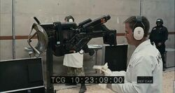 AMR-B13 Test Firing at MNU Labs