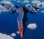 GP OVA (Front View)