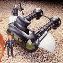 Harkonnen thopter toy