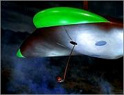 Warship probe