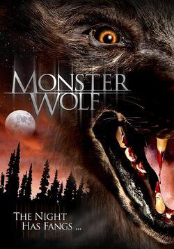 Monsterwolf DVD
