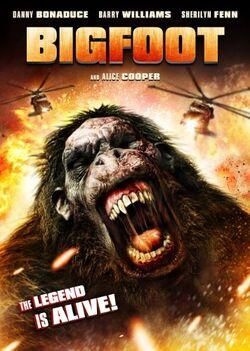 Bigfoot DVD
