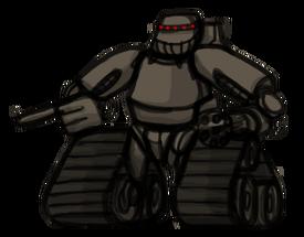 Automaton bullet tec