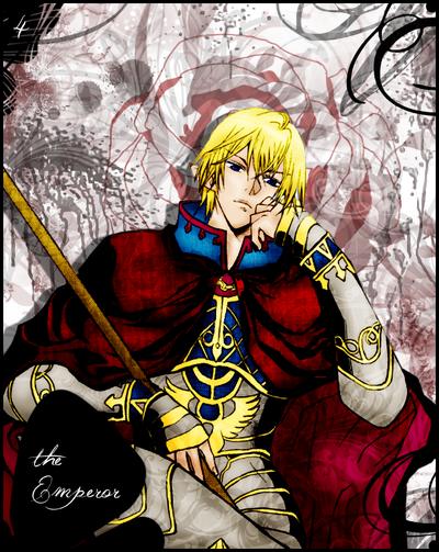 The emperor