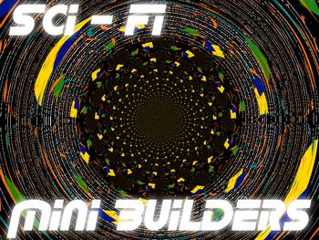 Sci-fi Minibuilders LOGO