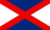 Saint alban's cross