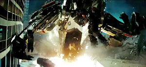 Demolishor vs. Prime
