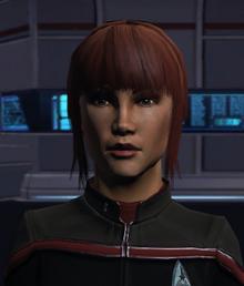 Elisa Flores (Ensign)
