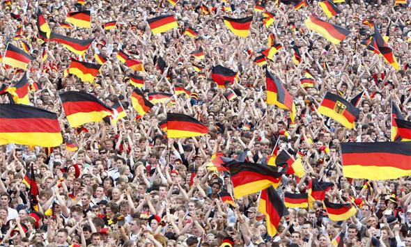 Alemanha-torcida