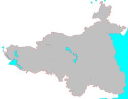 Nanzhao map