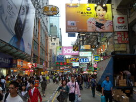 Harbin Shopping street