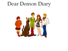 Dear Demon Diary