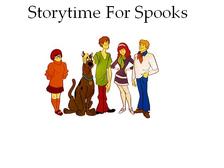 Storytime For Spooks
