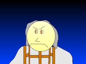 The Ghost Of Benjamin Franklin