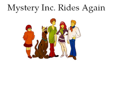 Mystery Inc. Rides Again