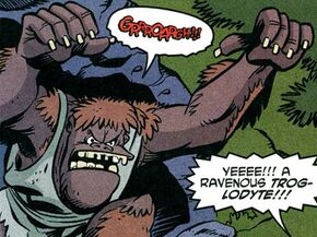 Ravenous Troglodyte