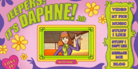 Jeepers, It's Daphne!