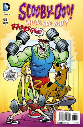 WAY 65 (DC Comics) cover