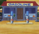 Gas station (The Frickert Fracas)