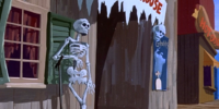 Haunted house (The Dynamic Scooby-Doo Affair)