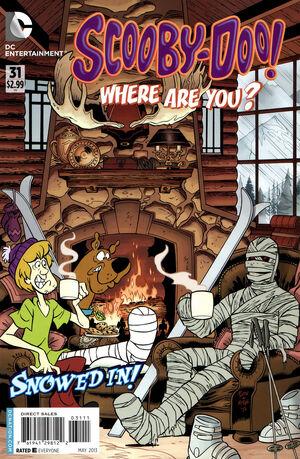 WAY 31 (DC Comics) front cover