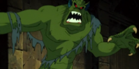 Moat Monster (Scooby-Doo On Zombie Island)