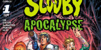 Scooby Apocalypse issue 1