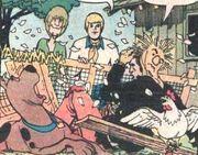 Culprit (The Frightful Scarecrow)